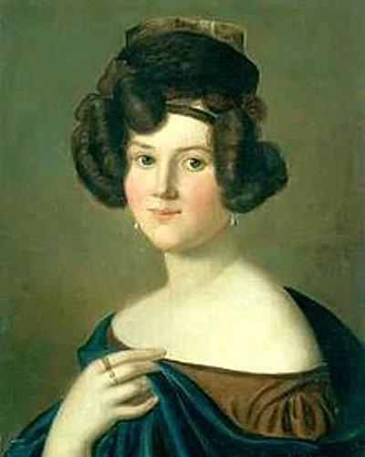 最初の妻であるミンナ・プラーナー。.jpg