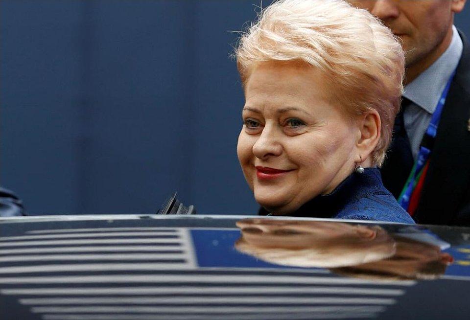 President of Lithuania Dalia Grybauskaite.jpg